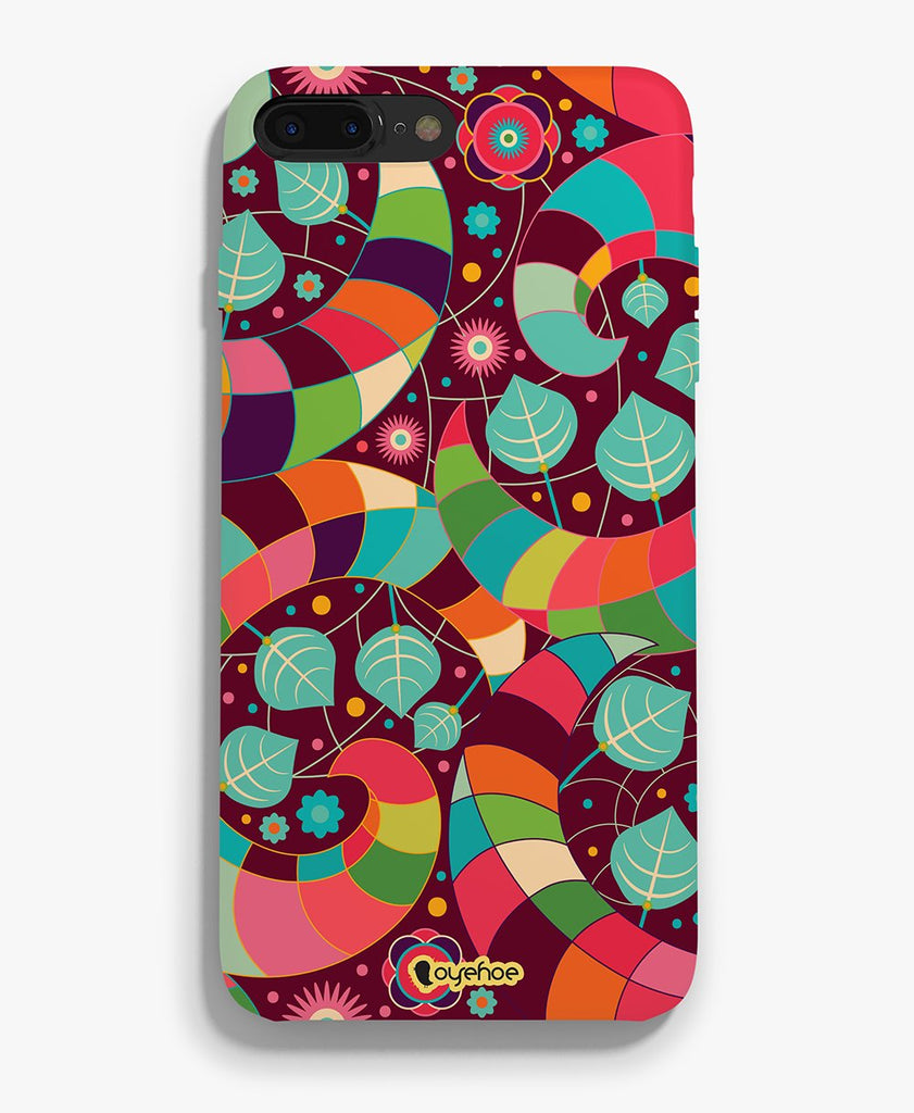 Abstract Style III Phone Cover - OyeHoe