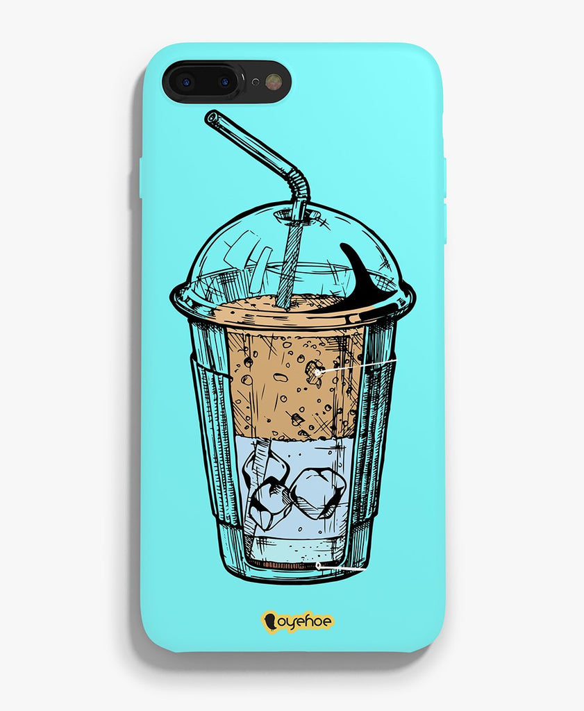 Cappuccino Phone Cover - OyeHoe