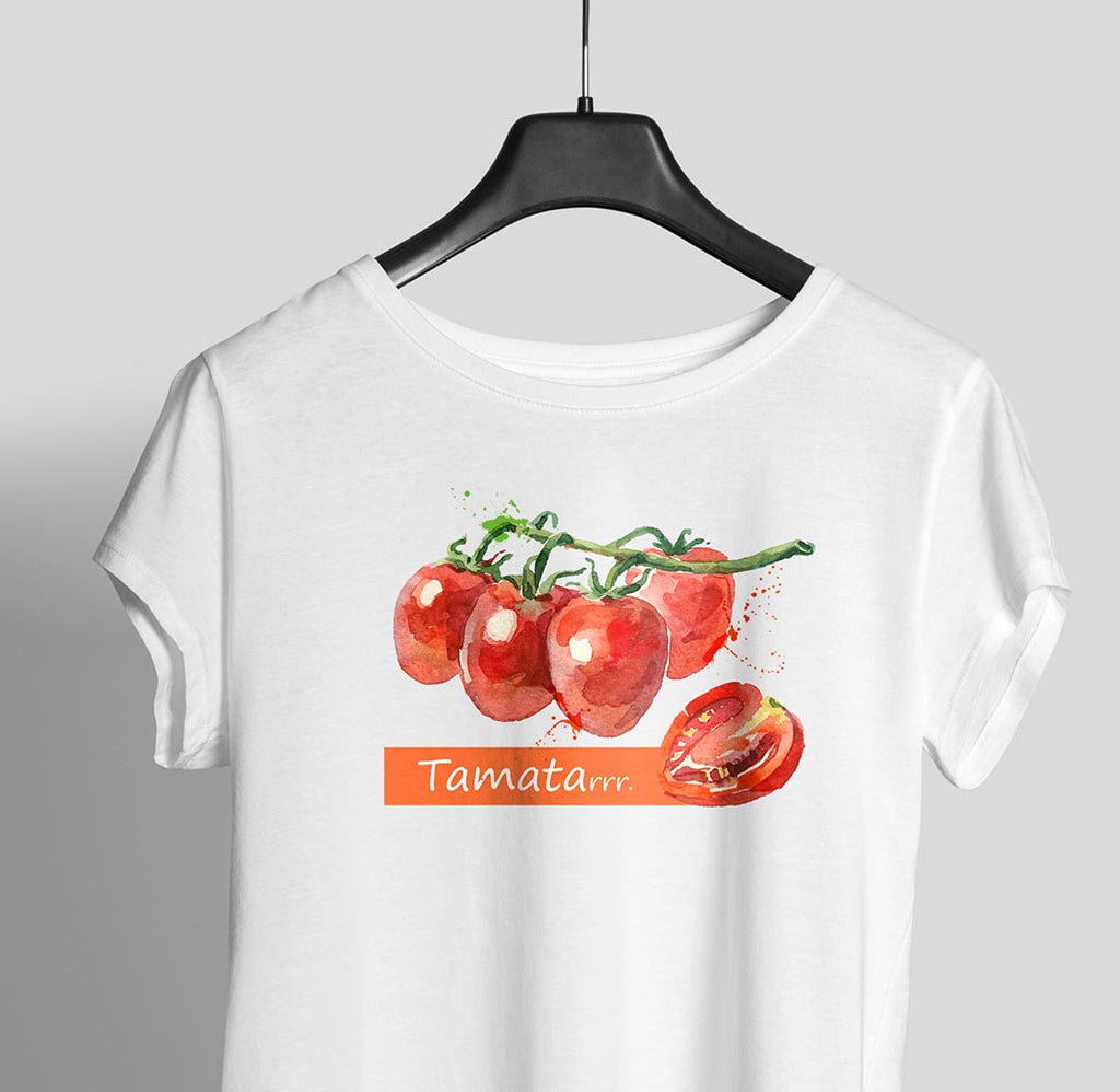 Tamatarrr Women Graphic Tee