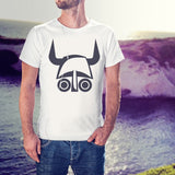 Old Stone, t-shirt Classic, The White Giant, design ispirato alla Sardegna