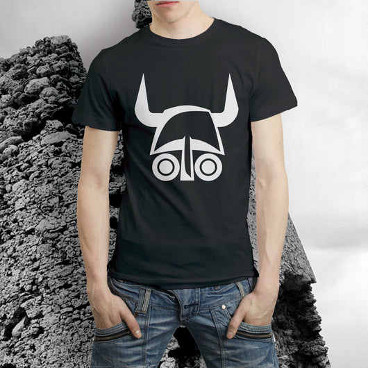 Old Stone, t-shirt Classic, The Black Giant, design ispirato alla Sardegna