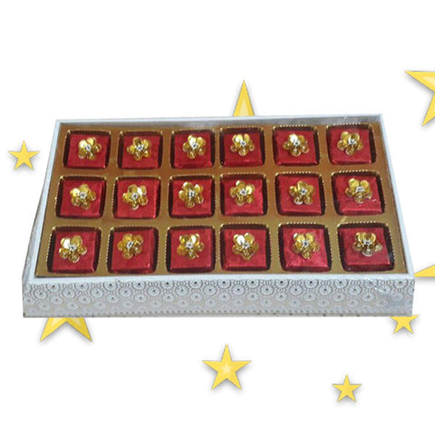 Diwali Special 18 Box of Chocolates wishes for loved ones