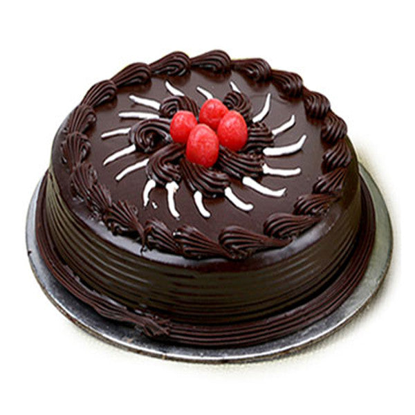Chocolate Truffle Cake - Cake Links