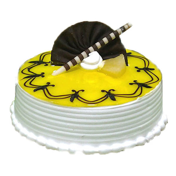 Pineapple Cake (Regular) | Cake Home Delivery
