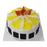 Pineapple Cake (Premium) - Cake Home Delivery