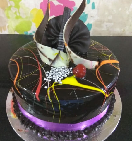 Musically Chocolate Cake