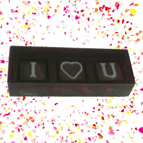 "Buy Chocolate ""I LOVE YOU"" for your Loved Ones"