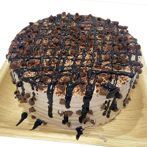 Choco Crunchy Bite Ice Cream Cake