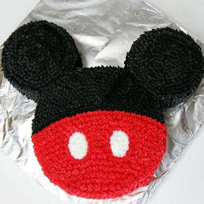 Micky Mouse Cake for kids birthday party.