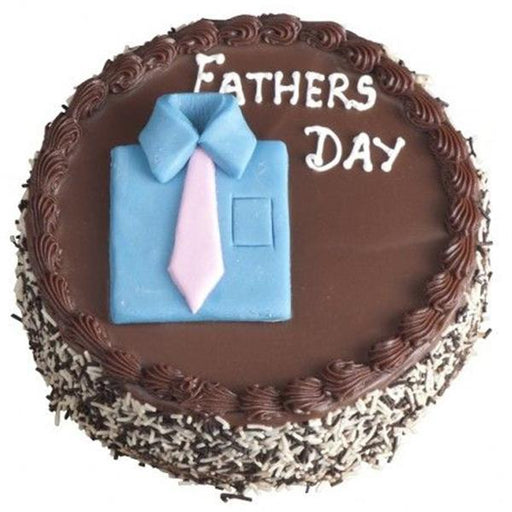 Fathers Day Chocolate Cake