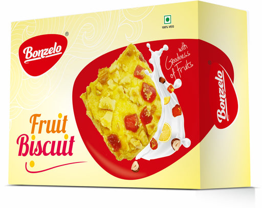 Fruit Biscuit (200 gm)