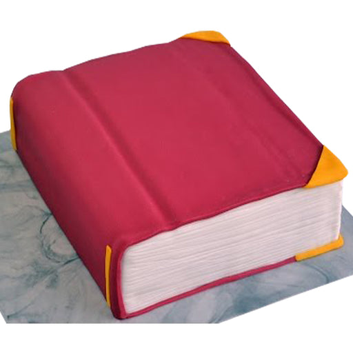 Book Cake is a cake specially for your teaches or for the person who study 24 by 7.