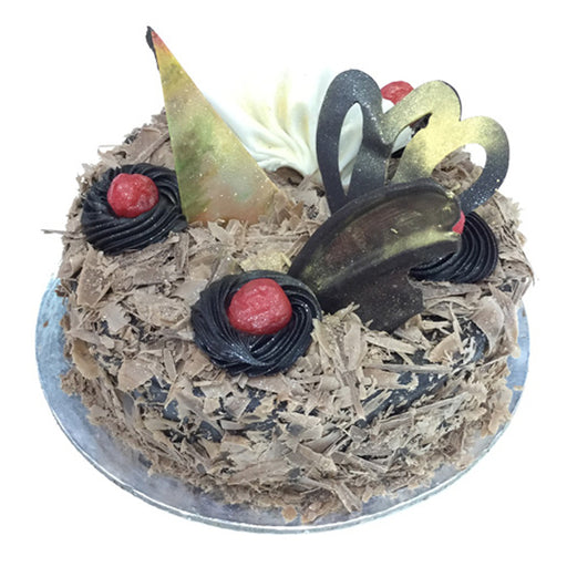Brown Forest Cake
