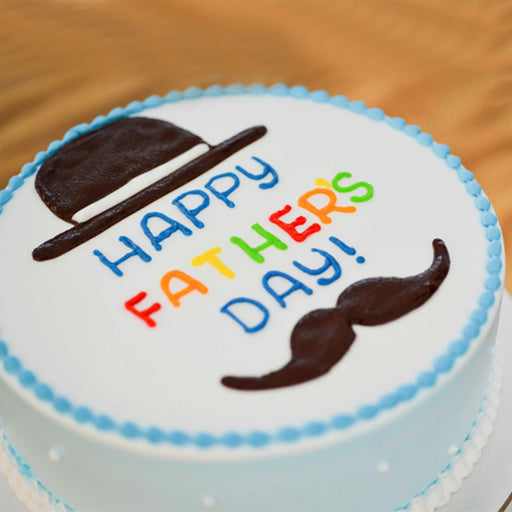 Father's Day Cake (White Forest)
