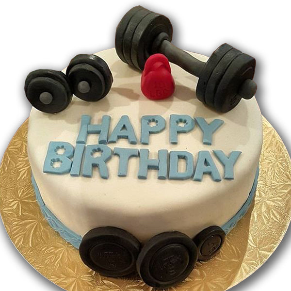 Gym Cake | Available