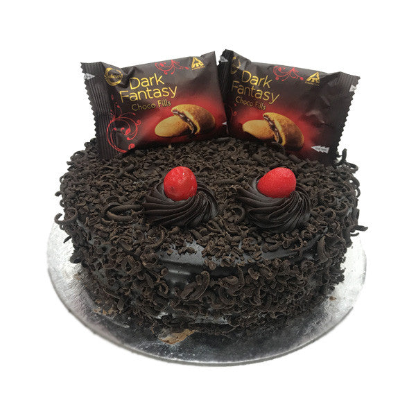 Dark Fantasy Cake - Cake Links Nagpur