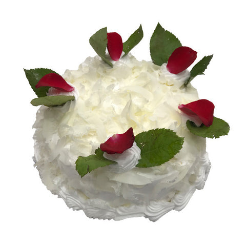 White Forest Cake (Regular)