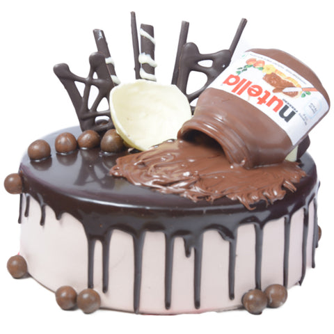 Nutella Cake | Available