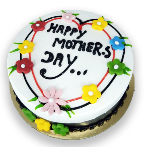 Happy Mothers Day Cake (350/-)