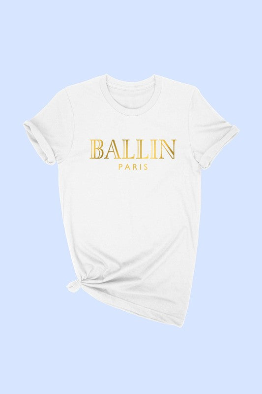 Ballin Paris T-Shirt
