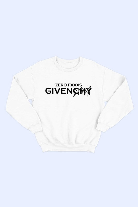 Zero Given Sweatshirt