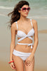 Criss Cross Push Up Bikini