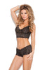 Lace Camisole Set