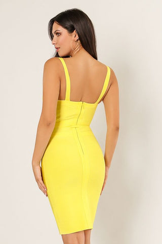 Lilly Waist Tie Dress