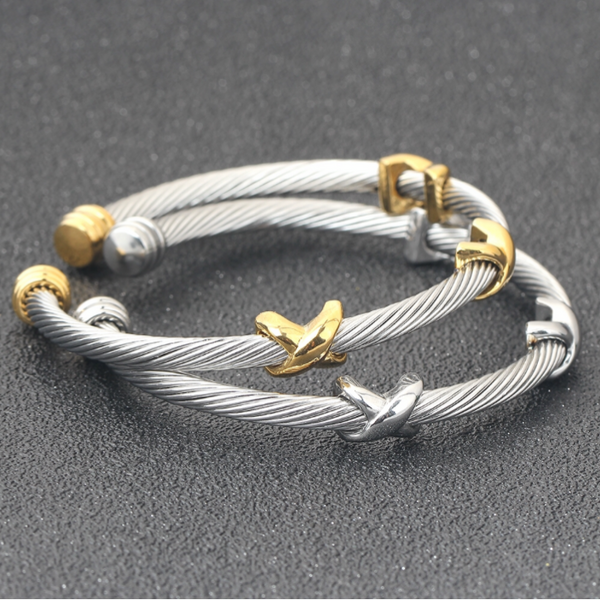 Talula Twisted Bangle