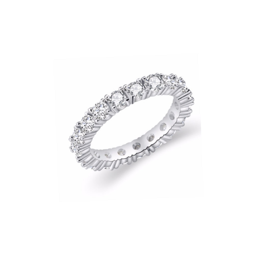Bling Me Eternity Ring