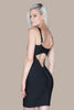 Myra Buckle Strap Bandage Dress