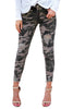 Cammie Camo Distressed Pants