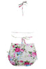 Sara Lynn Floral Print High Waist Swimsuit