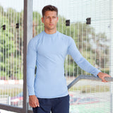 Finden & Hales Long Sleeve Team Mens Base Layer T-Shirt Top LV260