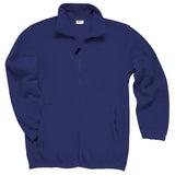 Gents Mens Classic Full Zip Pill Resistant Fleece Small - 4XLarge- RX400