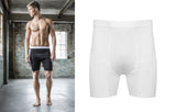 3 Pairs of Mens Elasticated Waist Gents Athletic Fit Boxer Shorts TL695