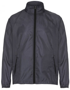 Gents 2786 Contrast Lightweight Fold away Wind/Shower Resistant Jacket TS011