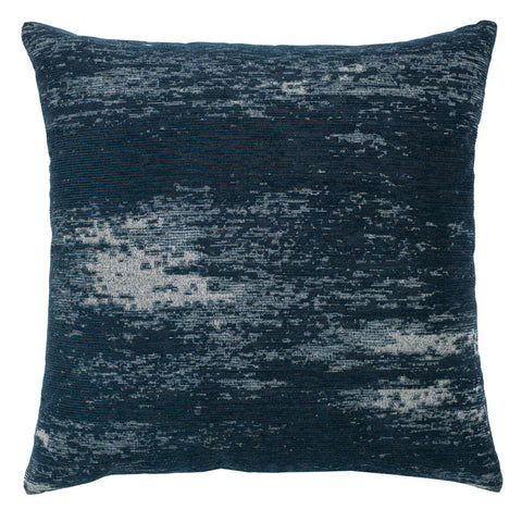 Distressed Indigo Pillow