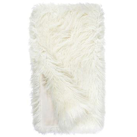 Lana Lamb Faux Fur Throw