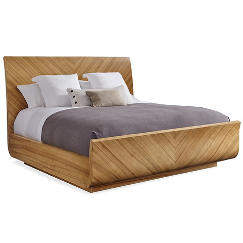 Haven Collection King Bed