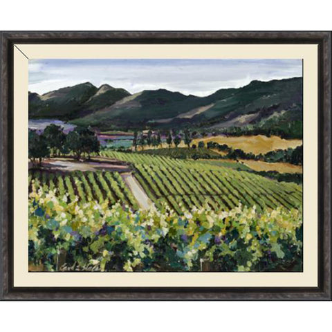"Napa Summer Vineyard (24"" x 30"")"