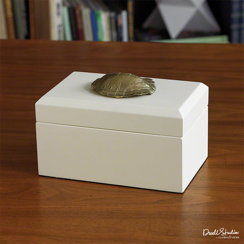 Lyle Turtle Shell Box