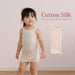 Silk Family-マリーキッズキャミ Marie Kids Cotton Silk Camisole