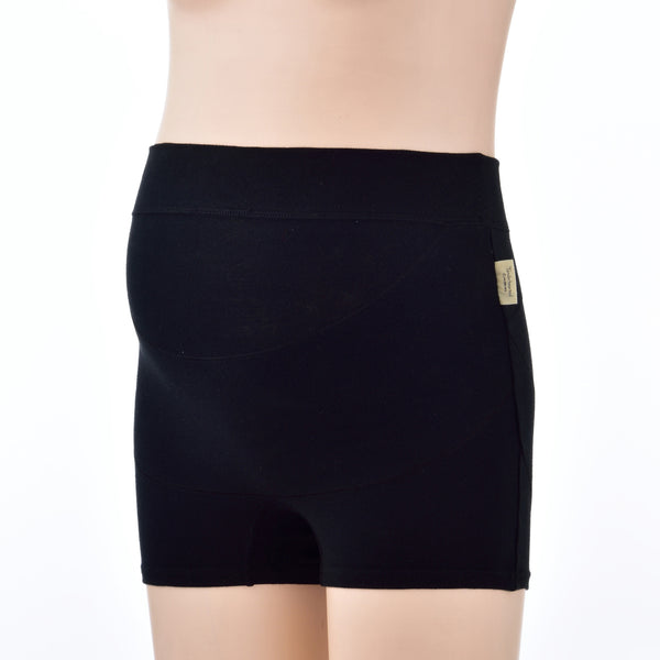 [30% off SALE] Inujirushi-オーガニックコットン らくばきパンツ妊婦帯-Organic Cotton Maternity Support Shorts