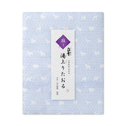 [30% off SALE] Shirayuki Fuukin 友禅湯上りタオル - Yuzen bath towel
