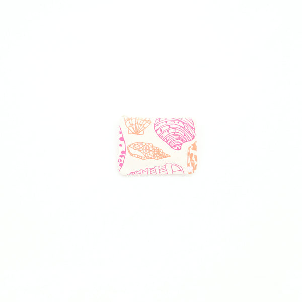 Cameron Hawaii -スモールクラッチバッグ【SHELL TREASURE】 Small Clutch: SHELL TREASURE
