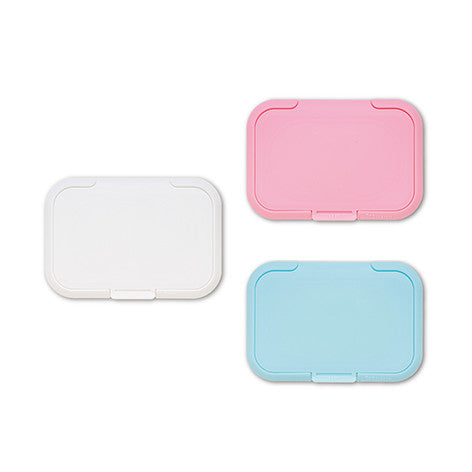 Bitatto- ビタット 3枚セット- reusable plastic lid for wet wipes - Pack of 3