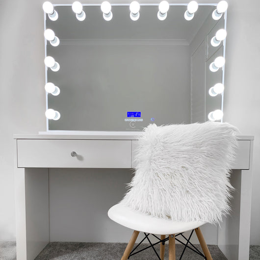 VC COMPLETE VANITY TABLE + MIRROR PACK