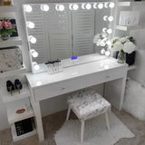 VC MARBLE VANITY STOOL - Due back in stock Mid Dec 2020