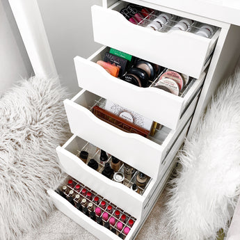 Vanity Collections - Modern Makeup Storage and Decor  Hollywood Mirros